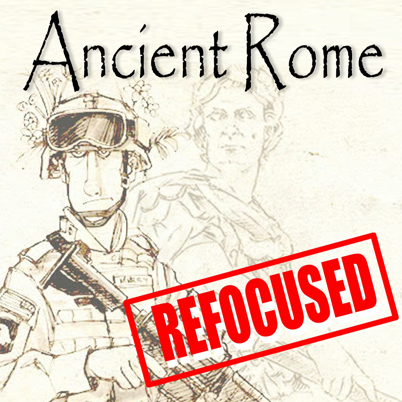 Ancient Rome Refocused